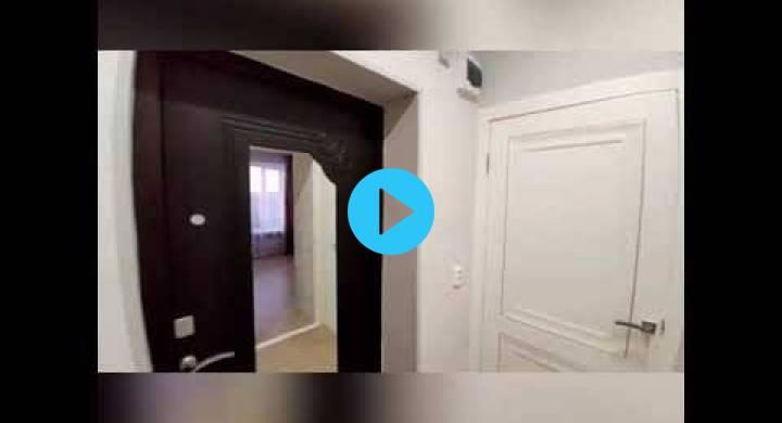 Embedded thumbnail for 1 комнатная квартира 35м с ремонтом