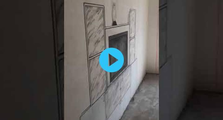 Embedded thumbnail for двухкомнатная квартира на Планерной