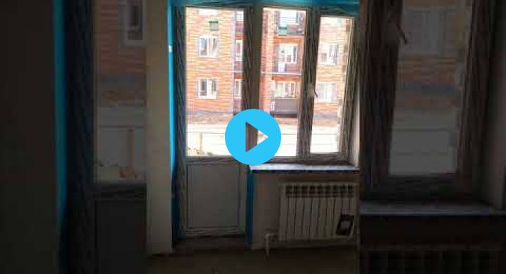 "Embedded thumbnail for продам однокомнатную квартиру 35,55 кв.метра ЖК ""Золотой Квартал"""